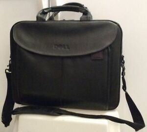 DELL Leather Laptop Bag