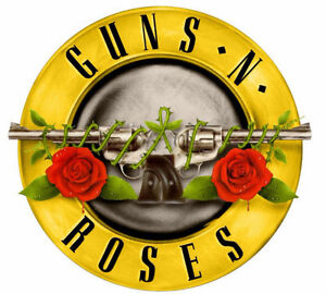 Guns N' Roses: Not In This Lifetime Tour - GA PIT - Hard Copy
