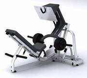 REEPLEX RPL1005 COMMERCIAL PLATE LOADED INCLINE LEG PRESS Malaga Swan Area Preview