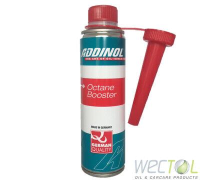 Addinol Octane Booster für Benzinmotoren Oktan Benzinmotor 300ml Flasche