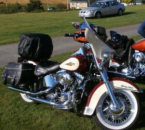 Harley Softail Heritage 2007 FLSTC