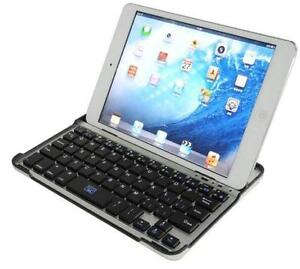 Etui Boitier Cover Case Stand en Aluminum iPad 2 3 4 Mini Air