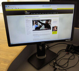 DELL P2012H monitor, very good condition