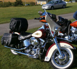 2007 Heritage Softail Harley-Davidson Classic