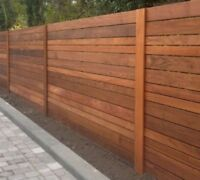 BRAMPTON & MISSISSAUGA >>>> FENCE, FECE REPAIR, INTERLOCK <<<<<