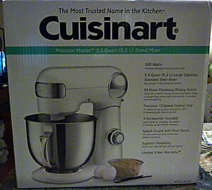 Cuisinart Stand Mixer SM-50C - New in Box