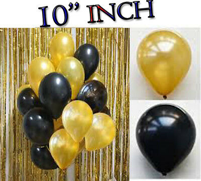 Black And Gold Pack of 30 pcs 10