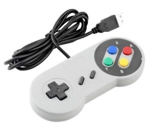Super SNES Nintendo USB controllers for sale