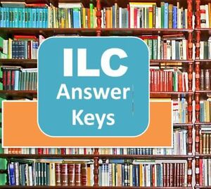 All ILC key answers! Fast - Affordable - Secure