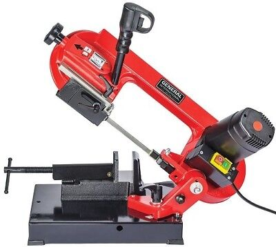 General International Bs5202 4 In. 5a Metal Cutting Band Saw