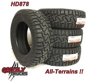 33 Inch Tires for $879 NOW!! Aggressive 10 Ply E RATED!! 305 55 R20 $879 Only!!! SAVE$$$
