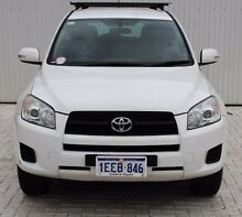 2012 Toyota RAV4  White Automatic Wagon Embleton Bayswater Area Preview