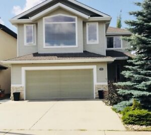 SOUTHWEST EDMONTON LUXURY HOME WITH FINISHED WALKOUT BASEMENT!