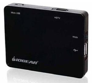 IOGEAR Wireless Mobile and PC to HDTV - WiDi and Miracast Adapte