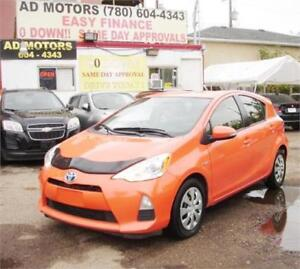 GREAT DAILY DRIVER VEHICLE..!! 2012 TOYOTA PRIUS C HYBRID AUTO