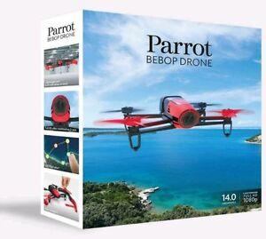 PARROT BEBOP QUADCOPTER DRONE NEW SEALED RED **PRICE IS FIRM***