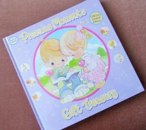 ^PRECIOUS MOMENTS GIFT TREASURY^ Collector's limited edition