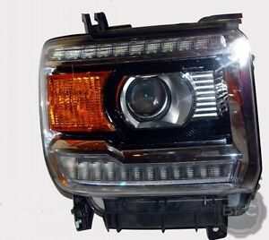Wanted 2014-2016 GMC SIERRA Headlights and tail lights