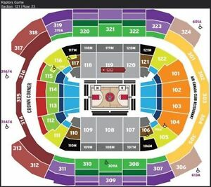 Toronto Raptors Tickets - BELOW FACE VALUE! Oakville / Halton Region Toronto (GTA) image 2