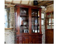 For sale. La Roque Mahogany Dresser & Sideboard