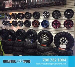 35% OFF BRAND NEW ATV TIRES AND RIMS SALE ** LOWEST PRICED **