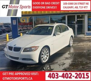 2008 BMW 3 Series 335i | LOW KM | $0 Down - EVERYONE APPROVED