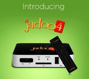 Jadoo 4 Jadoo4 Legal South Asian HD TV No Freezing Channels Quad Core Android Internet IPTV box. No Monthly Fee's!!