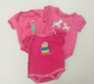 (167) Baby clothing for girls 0-24 months