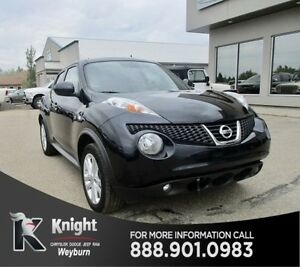 2013 Nissan JUKE SL NAV Heated Leather Sunroof