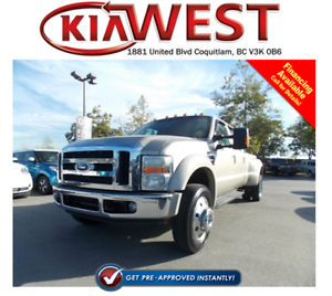 2008 Ford F-450  V8 4x4