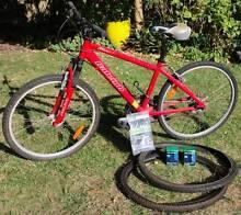 Raleigh Mountain Bike Ringwood Maroondah Area Preview