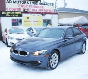 """""""NO ACCIDENT/ONE OWNER"""" 2014 BMW 320i xDRIVE SPORT PACKAGE"""