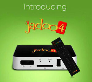 Jadoo 4,  JadooTV IPTV.South Asian Internet TV