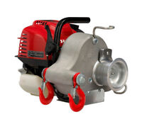 Honda Powered Portable Winch Forestry Kit