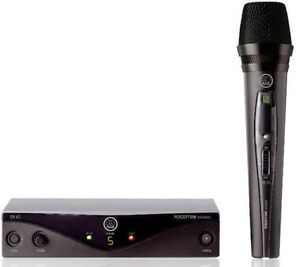 NEUF*AKG Perception 45* Wireless microphone* GROS SPECIAL 219.99$