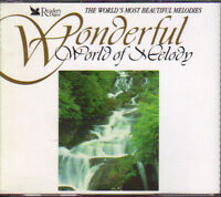 Reader's Digest Wonderful World of Melody - 3 CDs