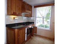 Complete kitchen: granite worktops, pine cabinetry, sink, hob, oven & extractor fan