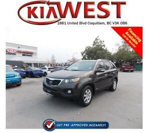 2012 Kia Sorento LX (A6) All-wheel Drive