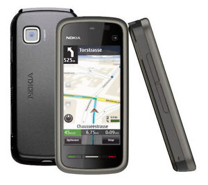 NOKIA 5230-1c VIDEOTRON 4G HSPA TOUCHSCREEN CELLULAIRE PHONE SYMBIAN OS CAMERA 2MP VIDEO BLUETOOTH GPS RADIO MP3 MP4