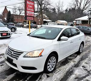 2013 Nissan Sentra S | Easy Car Loan Available For Any Credit!