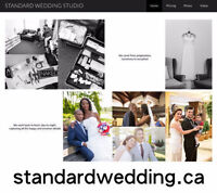 Standard Wedding Studio - CREATE YOUR OWN PHOTO VIDEO PACKAGE