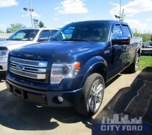 """2014 Ford F-150 4x4 SuperCrew 145"""" Limited"""