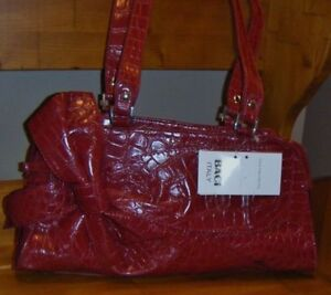 Red Purse By Baci New