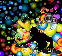 **DJ MUSIQUE- LASER 280$ POUR TOUTE LA SOIRÉE TOUT INCLU