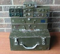 Vintage Military Mechanics? Box