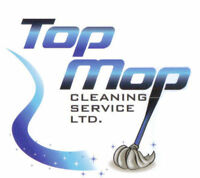 Top Mop Cleaning Service Ltd. is Hiring...!!