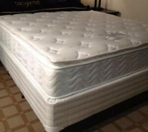 Smoked out Bed? Mattress in all sizes (most stocked) Silver