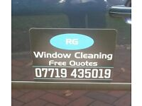 Need a window cleaner??