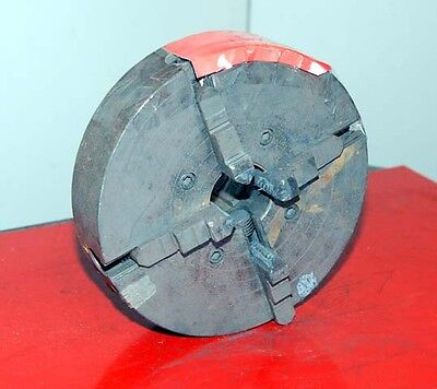 South Bend 10 4 Jaw Solid Jaw Chuck Inv.16937