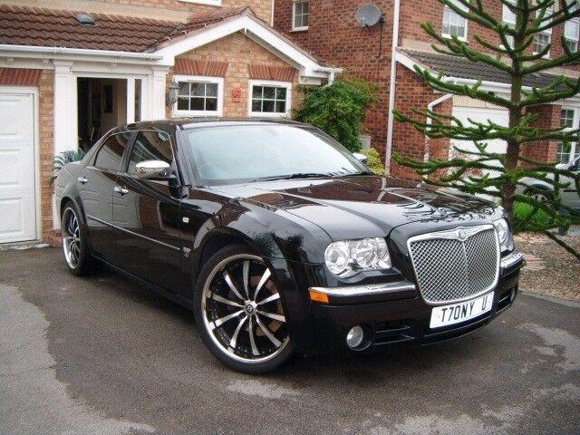 chrysler 300 bentley | auto club